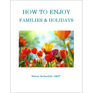 Families and Holidays
