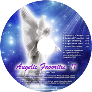 Angelic Favorites II CD