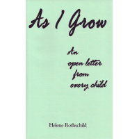 As I Grow ebooklet