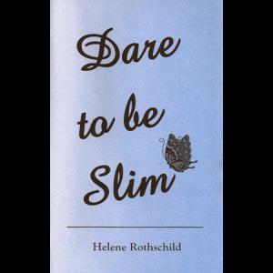 Dare to be Slim ebooklet