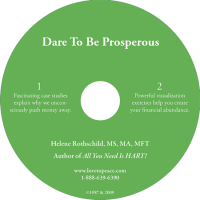 Dare to be prosperous CD