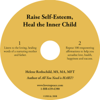 Raise Self Esteem CD
